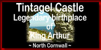 Tintagel Castle, North Cornwall - A Photo Album