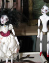 2 ghost dolls together