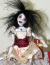 Annabel ghost doll finished