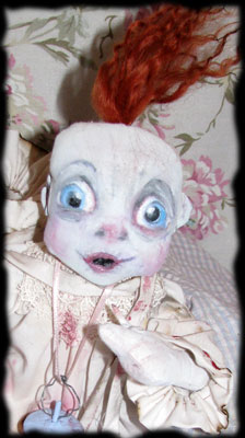 BABY Ghost Doll from Ravensbreath