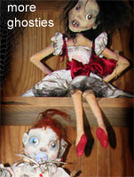 More large Ghost Dolls