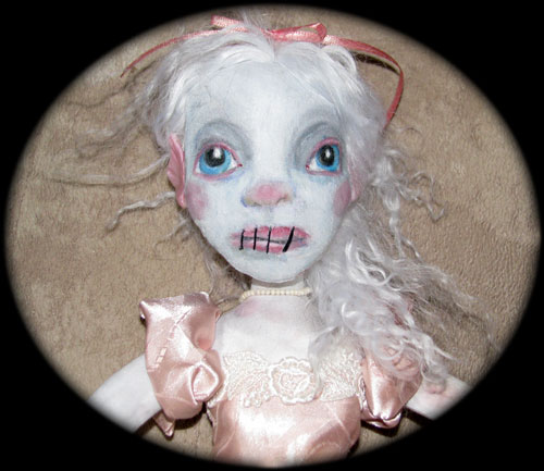 Ratgirl Haunted Ghost Doll Of Ravensbreath Castle