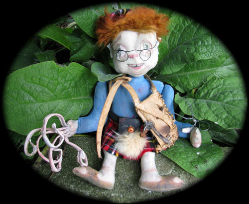 Tinker the fix-it boy's, Ravensbreath ghost doll