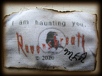 Ravensbreath GHOST DOLL tag